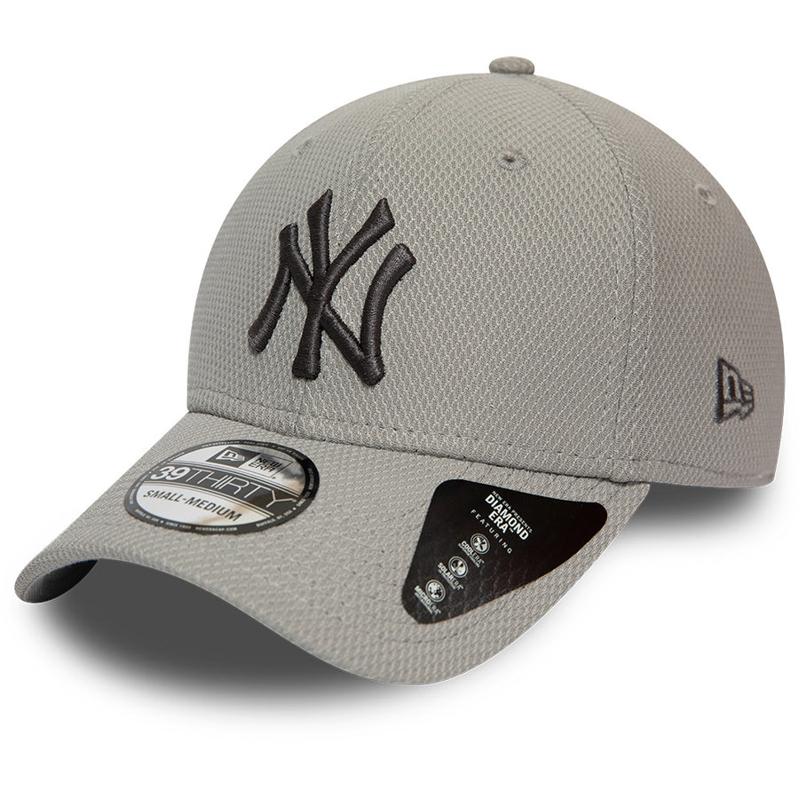 New York Yankees 39Thirty Team Grey Cap