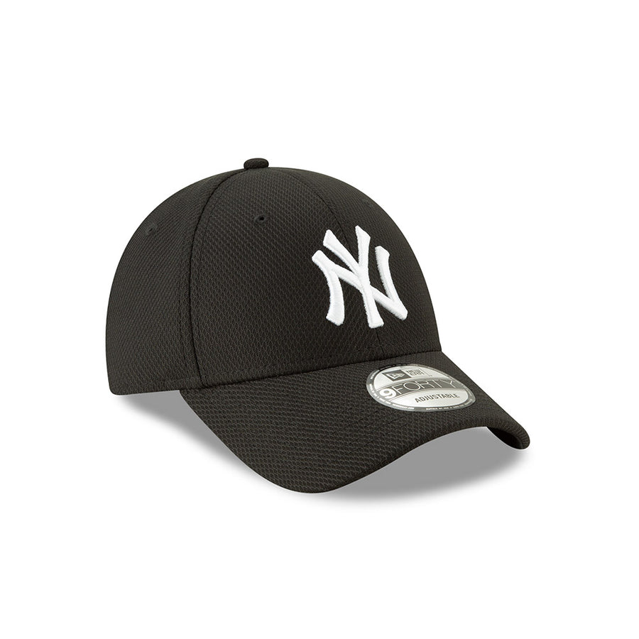 New York Yankees 9Forty Diamond Era Black/White Cap