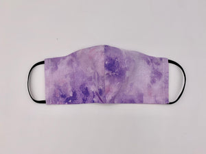 Purple Clouds Mask