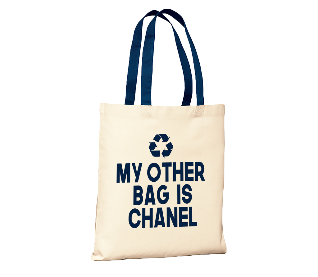 My Other Canvas Tote