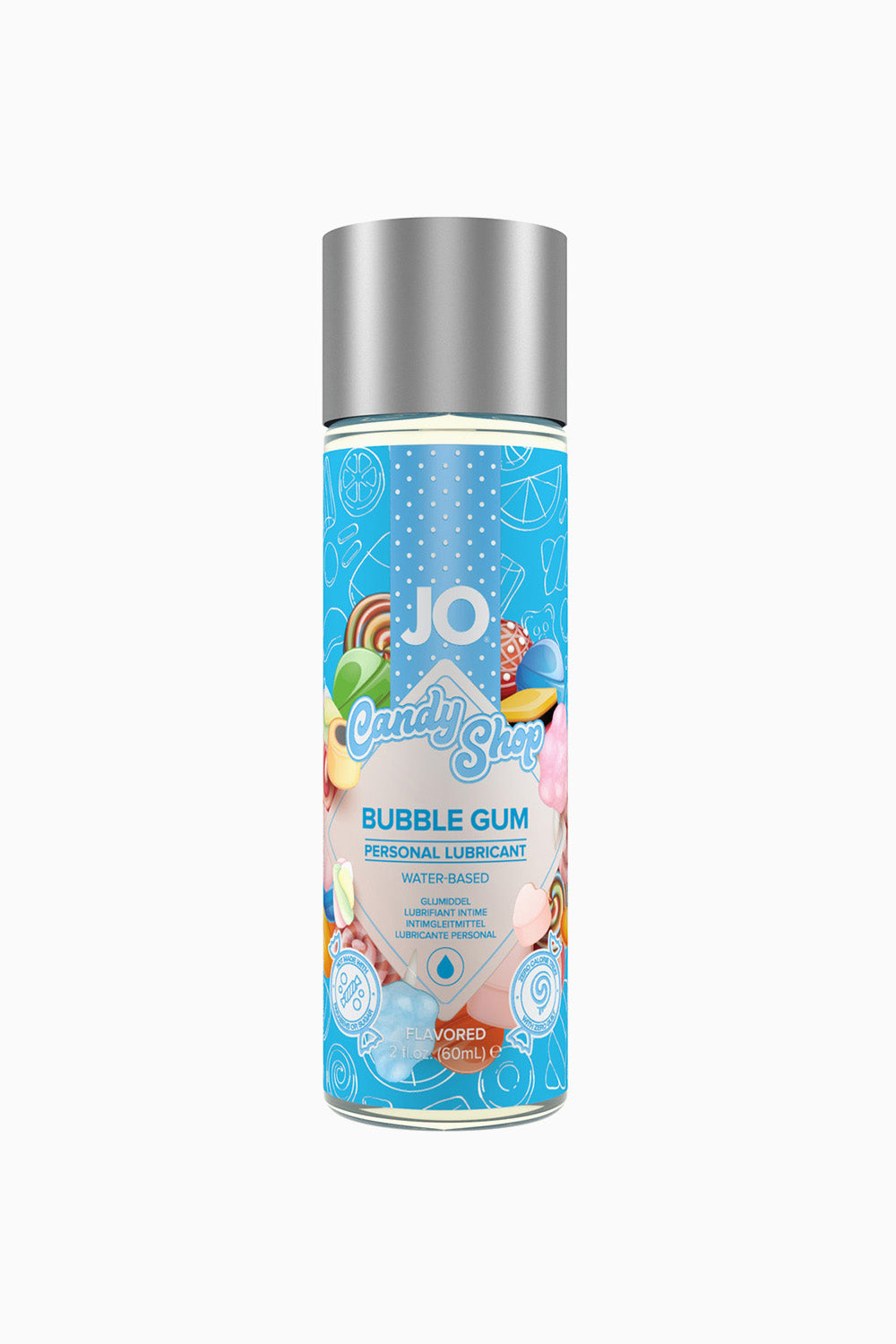System JO Candy Shop H2O Water Based Lubricant 60 ml