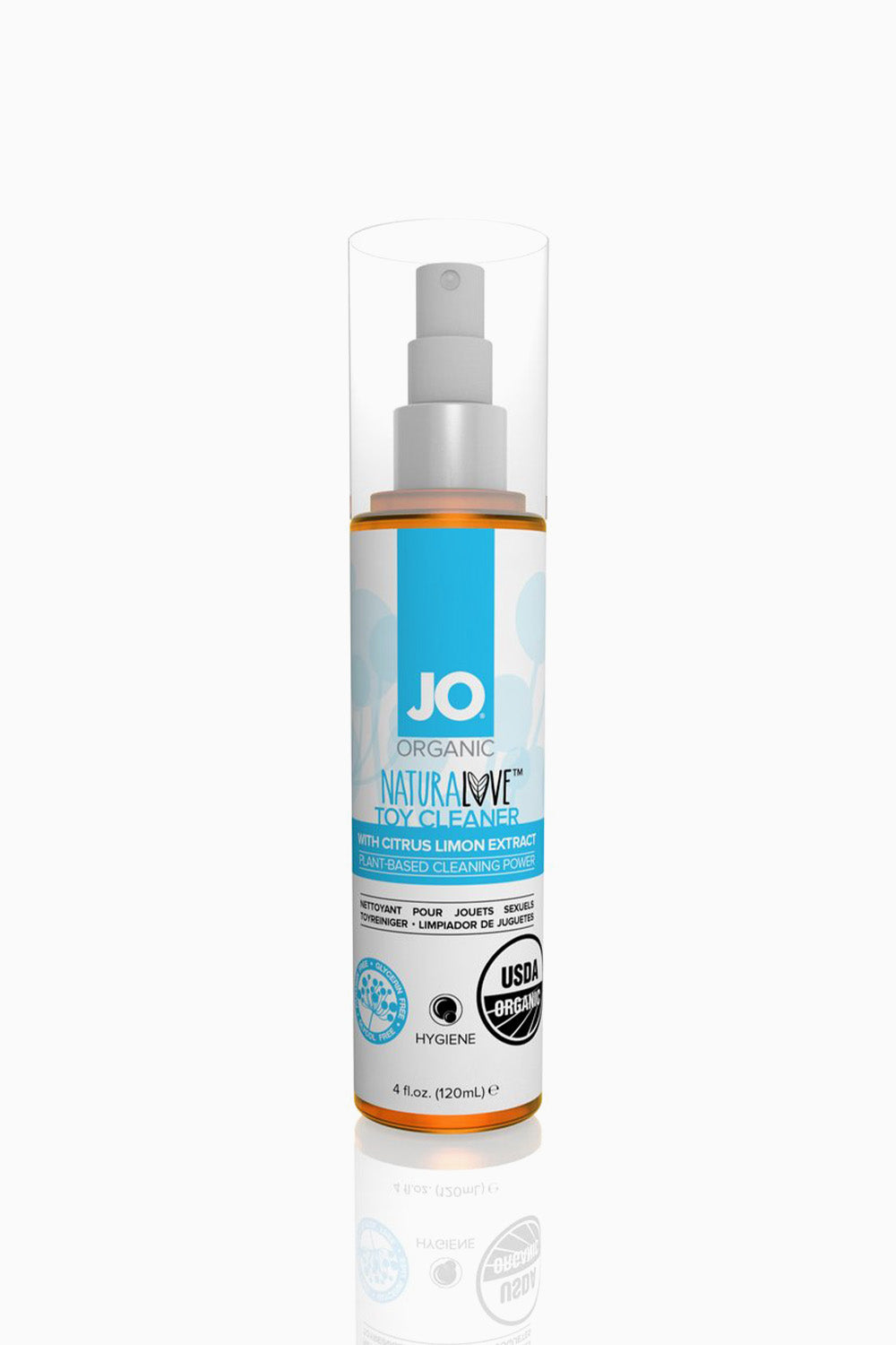 System JO Organic NaturaLove Toy Cleaner