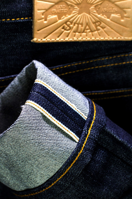 BRAVE STAR SELVAGE – THE FIRST AMERICAN MADE, ALL SELVEDGE DENIM BRAND?