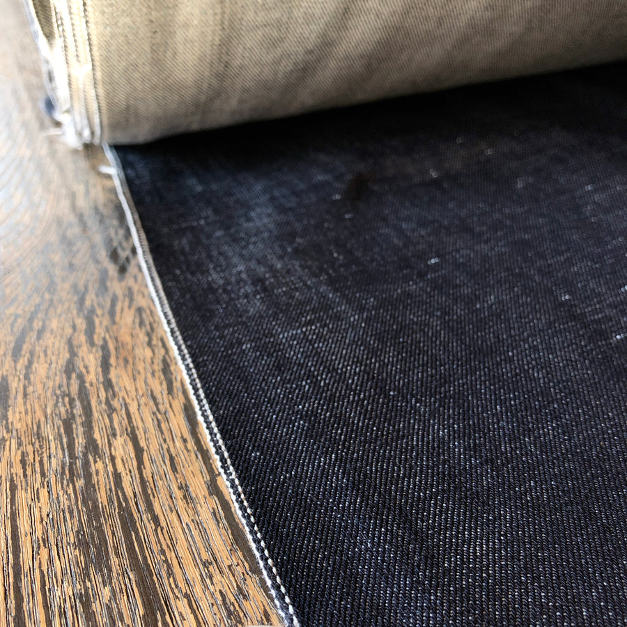 The True Straight 15oz Cone Mills 'K' Lot Ltd. Edition Selvage