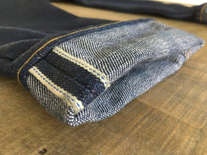 21.5oz Super Heavyweight Japanese Selvage Denim