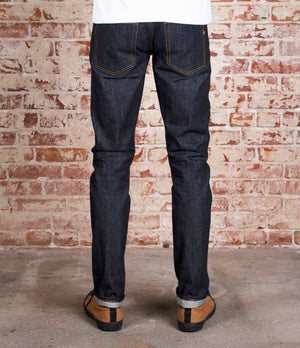 The Slim Straight 14oz 'Loomstate' Cone Mills Selvage Denim