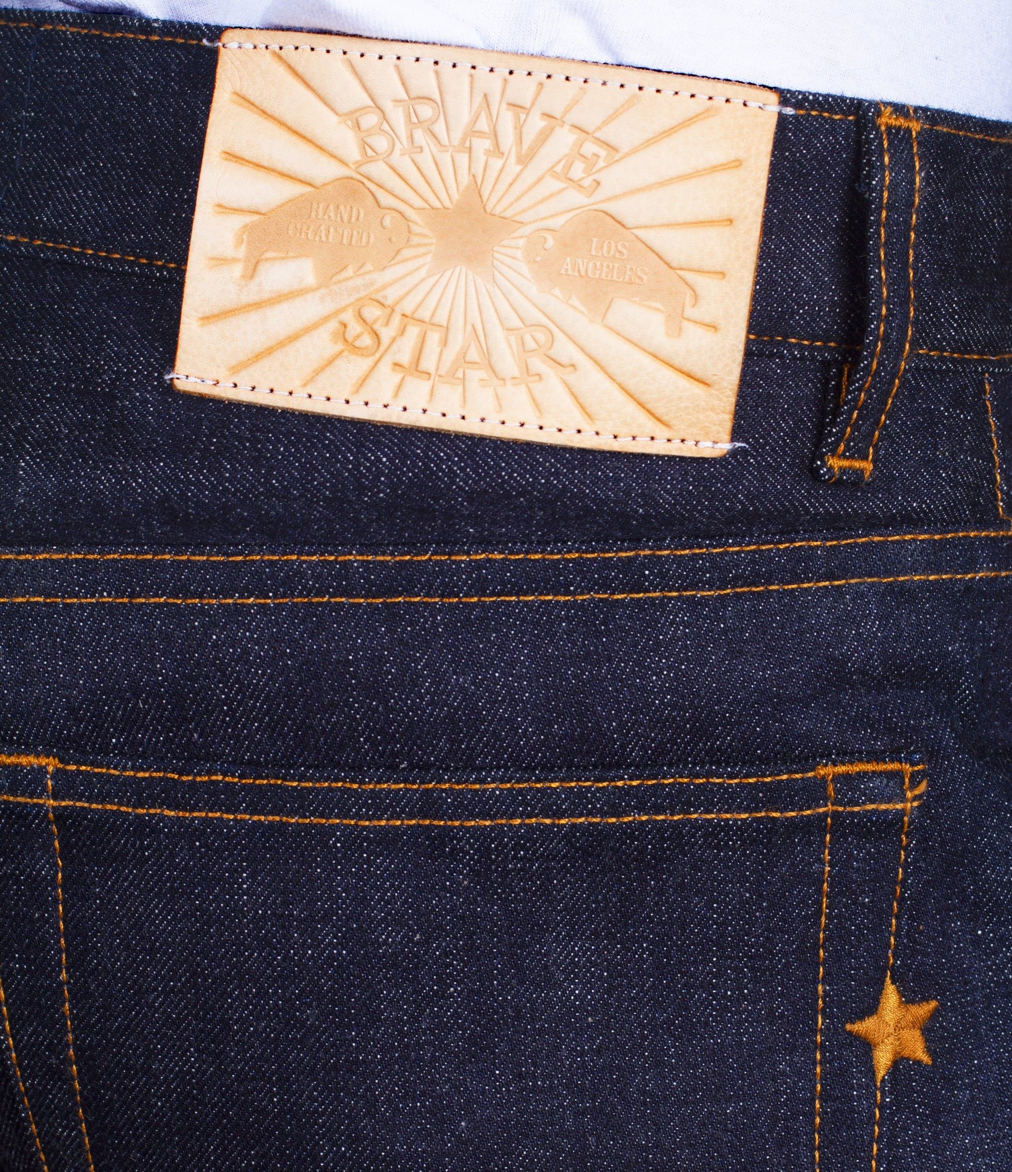 The Slim Taper 15oz 'Heavy Sky' Japan Selvage Pre Order