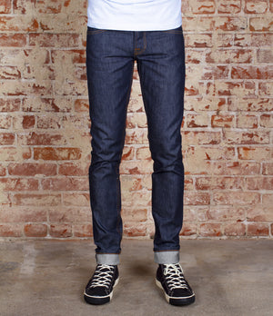 The Skeleton Skinny 13.5oz Cone Mills 'Heartland' Selvage