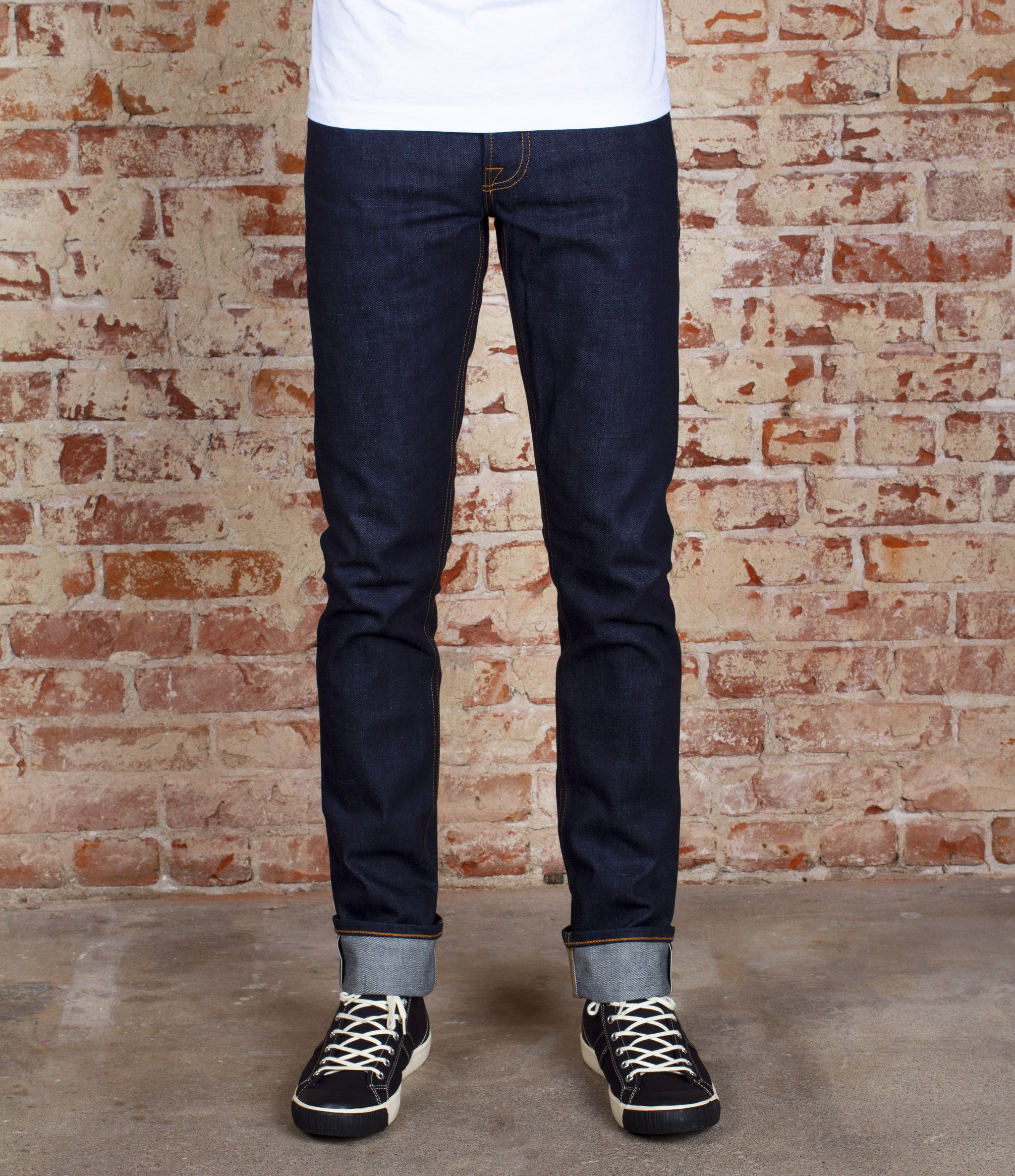 The Slim Straight 13.5oz 'Blue Collar' Cone Mills Selvage Pre Order