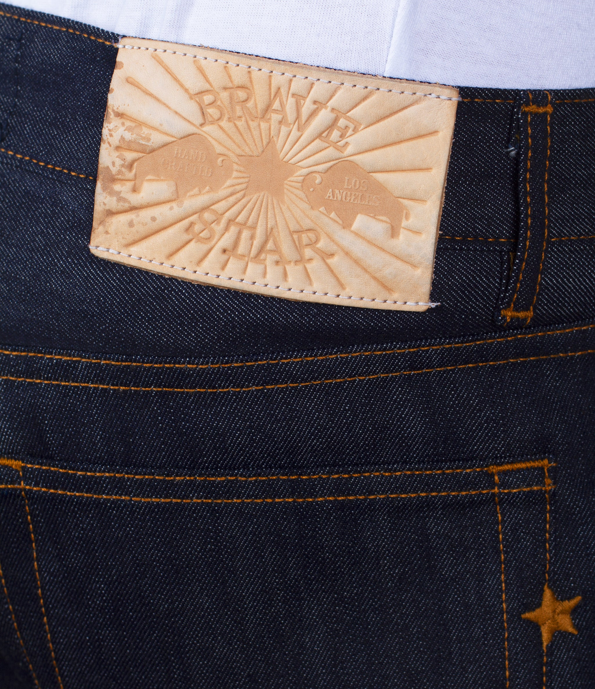 The Slim Taper 2.0 11.75oz Cone Mills Stretch Selvage