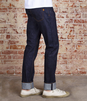 The Slim Straight 15oz 'Heavy Sky' Japan Selvage