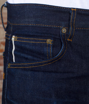The Slim Taper 14oz 'Homespun Yarn' Selvage Denim