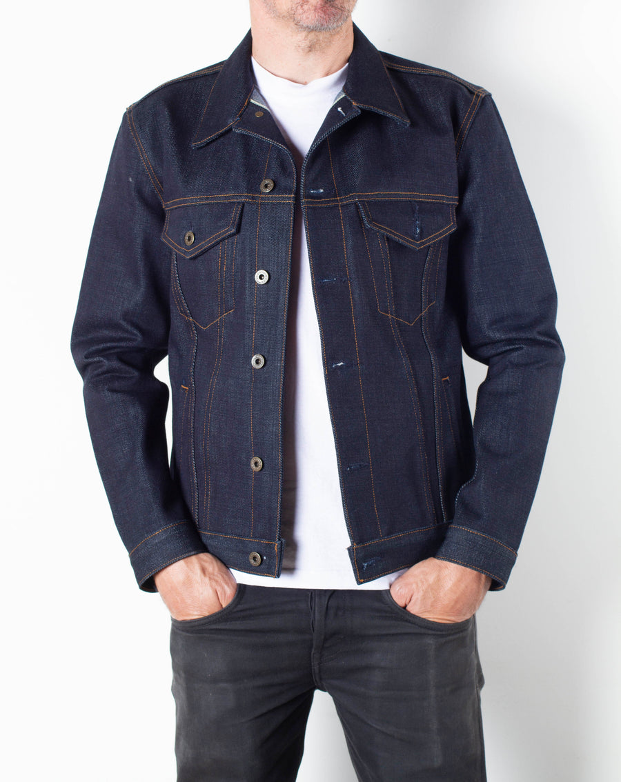 The $98 Mystery Pick Selvage Denim Jacket Pre Order