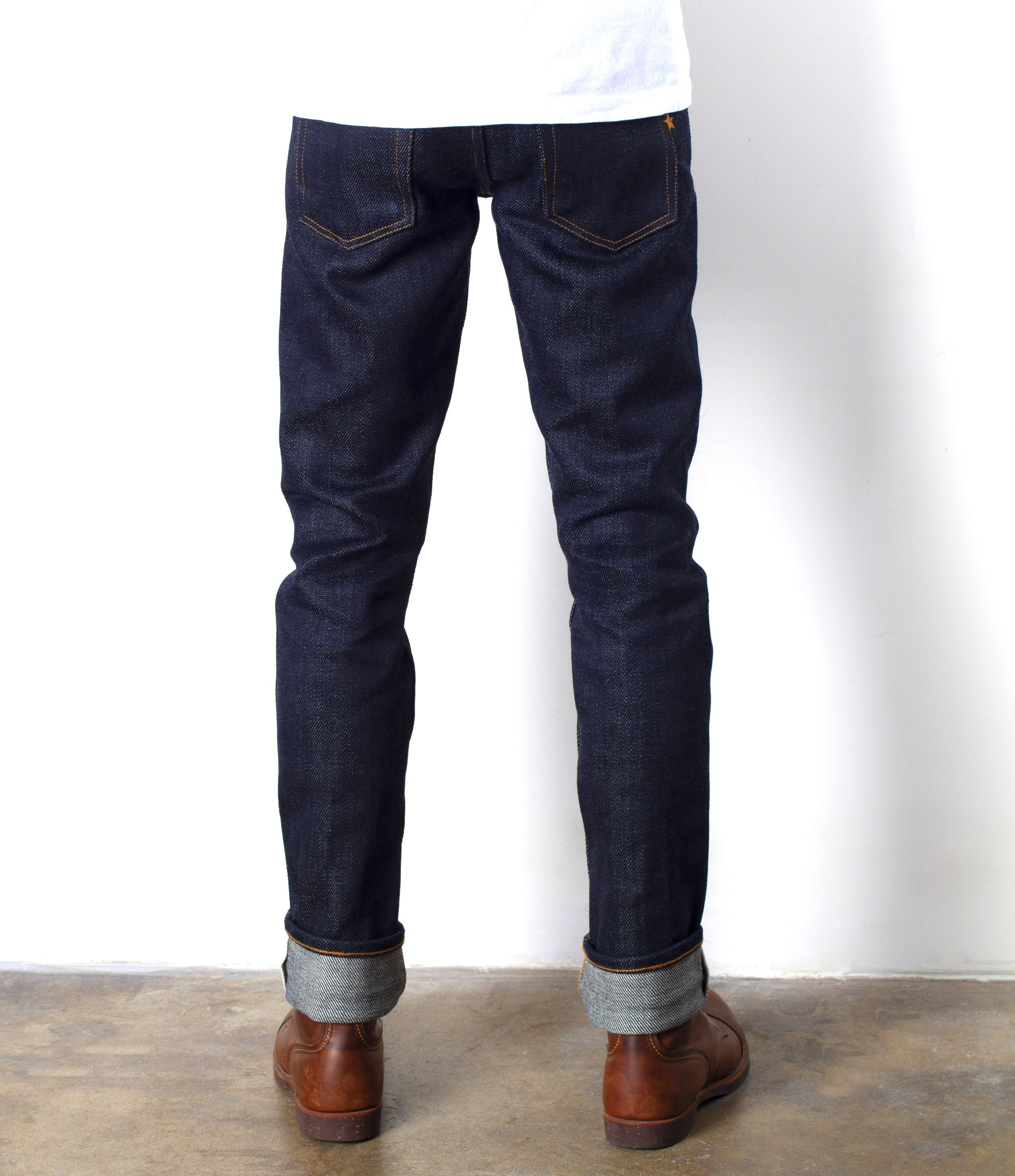 The Slim Straight 21.5oz Heavyweight Selvage Pre Order