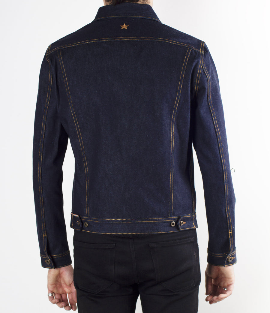 The Steadfast 15oz 'Blue Bell' Selvage Denim Jacket Pre Order