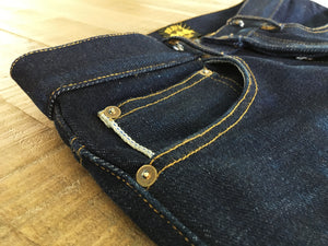 21.5oz Super Heavyweight Japanese Selvedge Denim