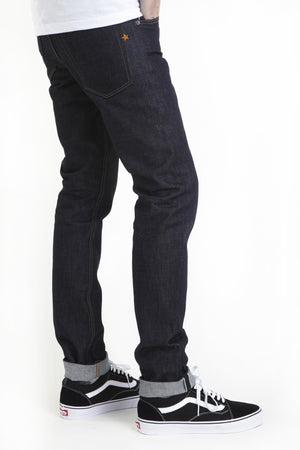 The Slim Taper 2.0 15oz Double Black Selvage Denim Pre Order