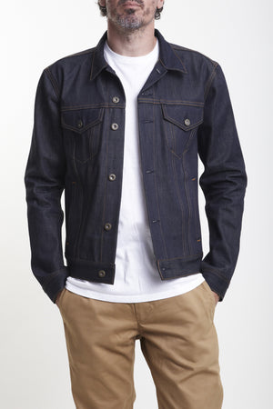 The Ironside 16.5oz Selvage Denim Jacket