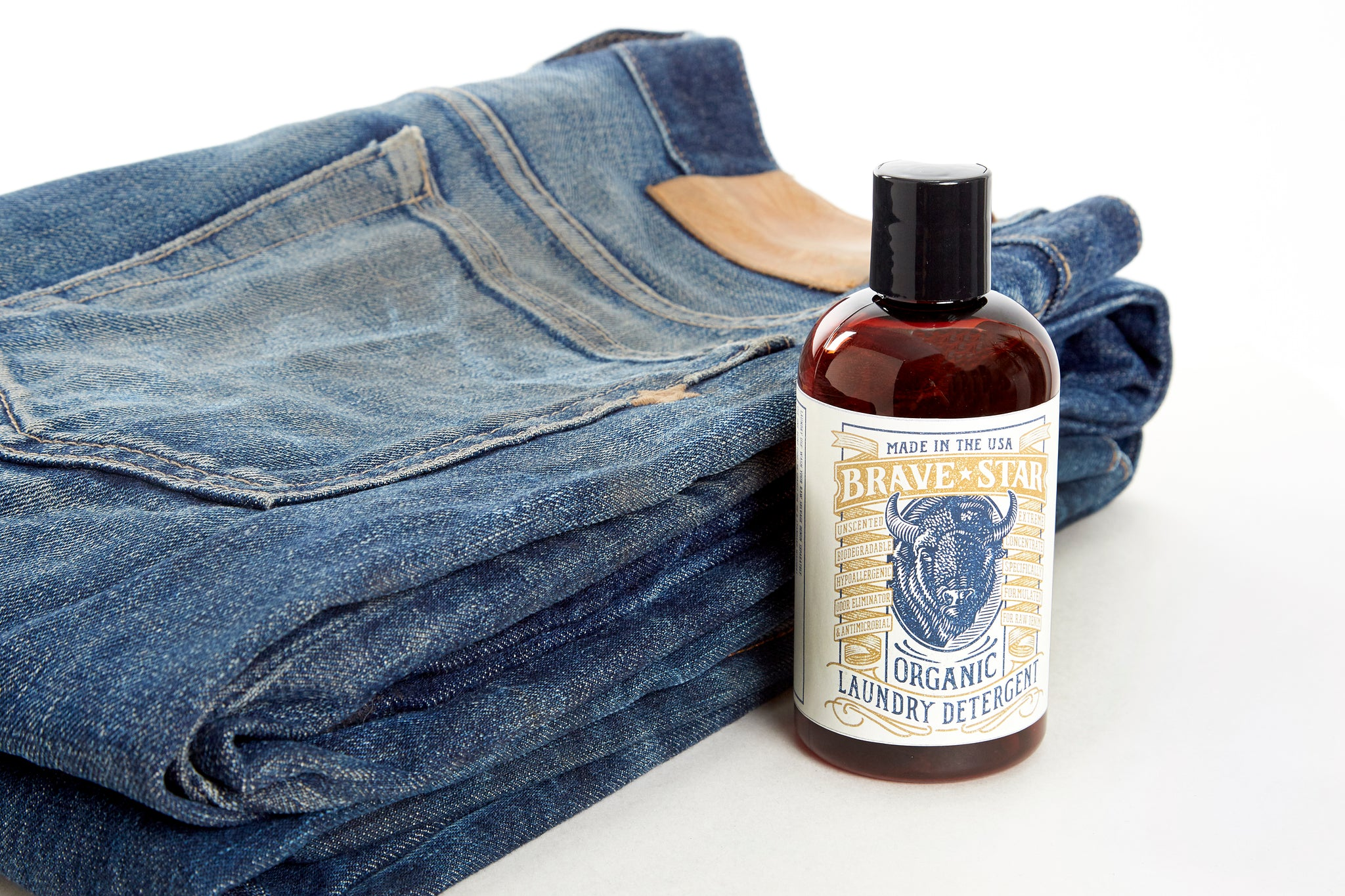natural soap denim wash sanitizer