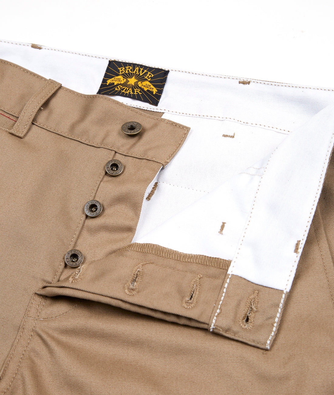 The Selvage Chino