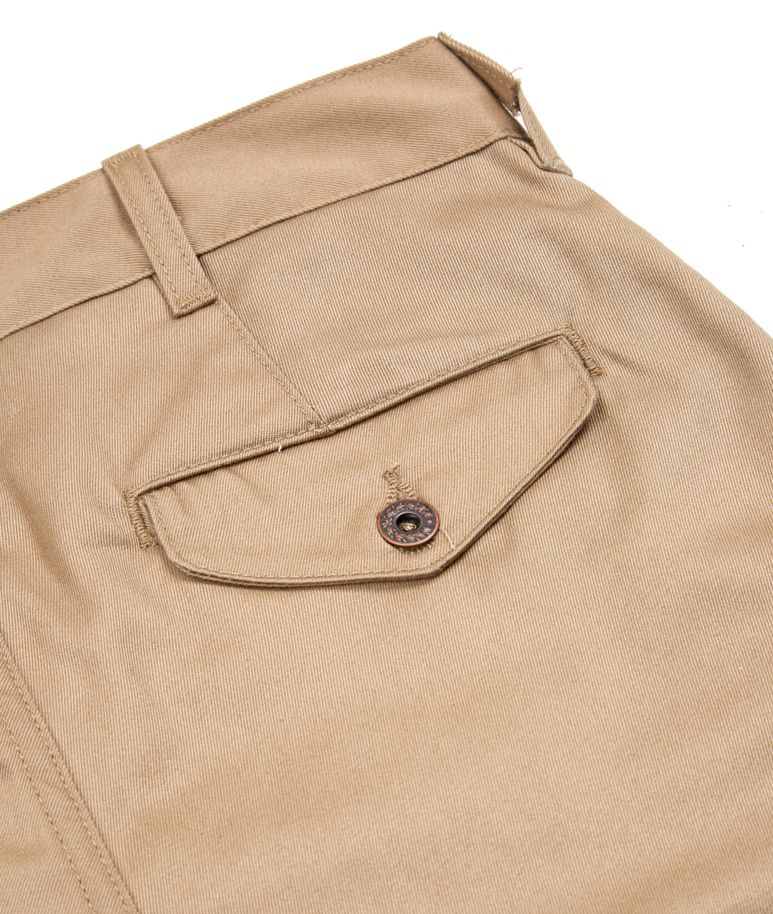 The Cramerton Selvage Chino Pre Order