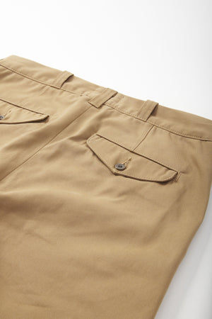 The Tapered Selvage Chino/Military Green
