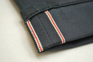 The Tapered Selvage Chino/Midnight Navy (Formerly Coal)
