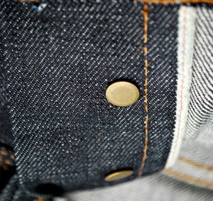 The Slim Straight 14oz Japan Indigo Selvage