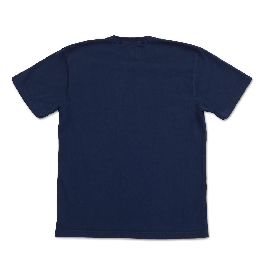 Glory Days 8.5oz Ultra-Heavyweight Cotton T-Shirt Two -Pack NAVY