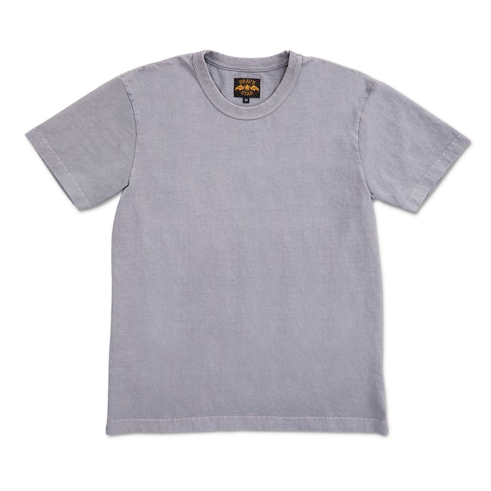 Glory Days 8.5oz Ultra-Heavyweight Cotton T-Shirt Two -Pack Phantom Grey