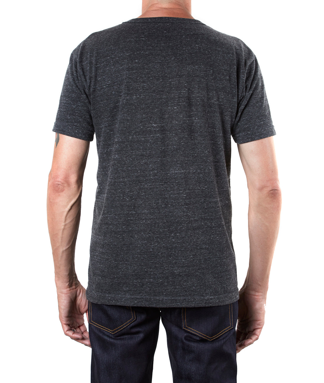 6.5oz Short Sleeve Tri-Blend 2.0 Crew Neck T Shirt