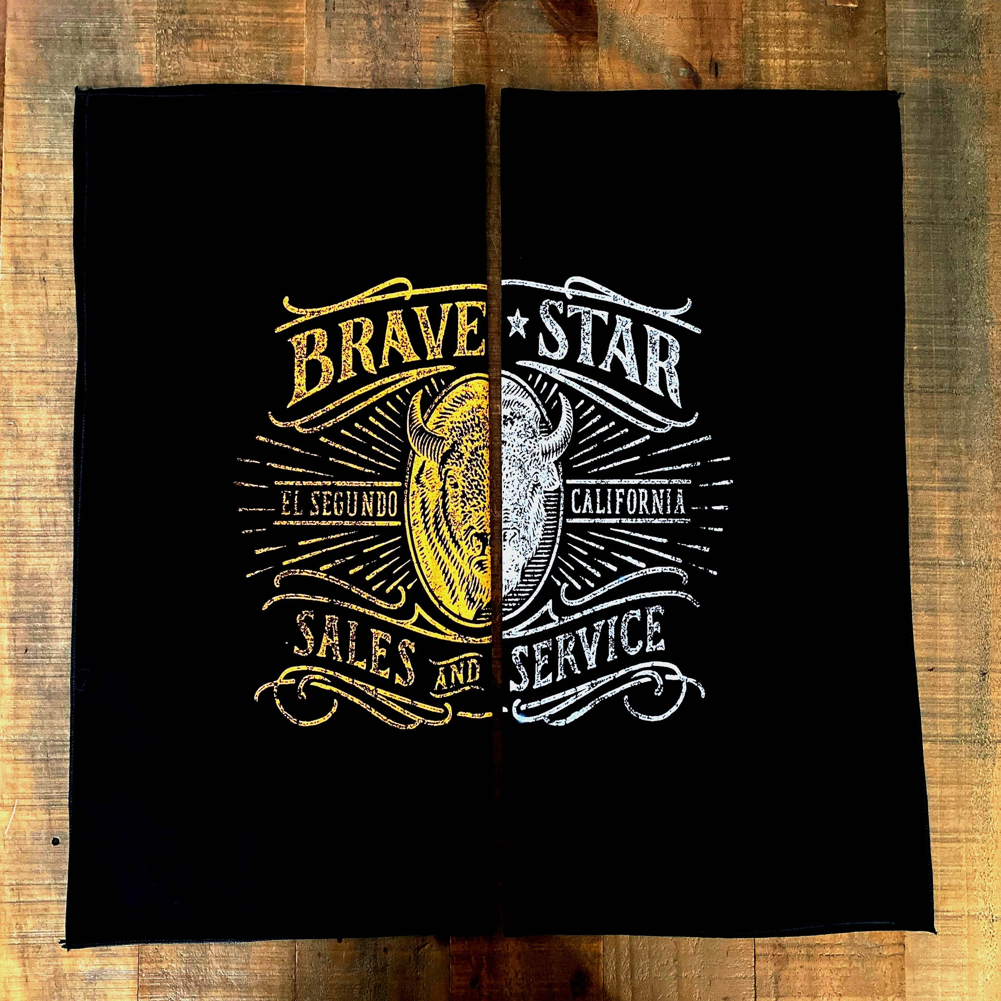 The Brave Star Shop Bandana