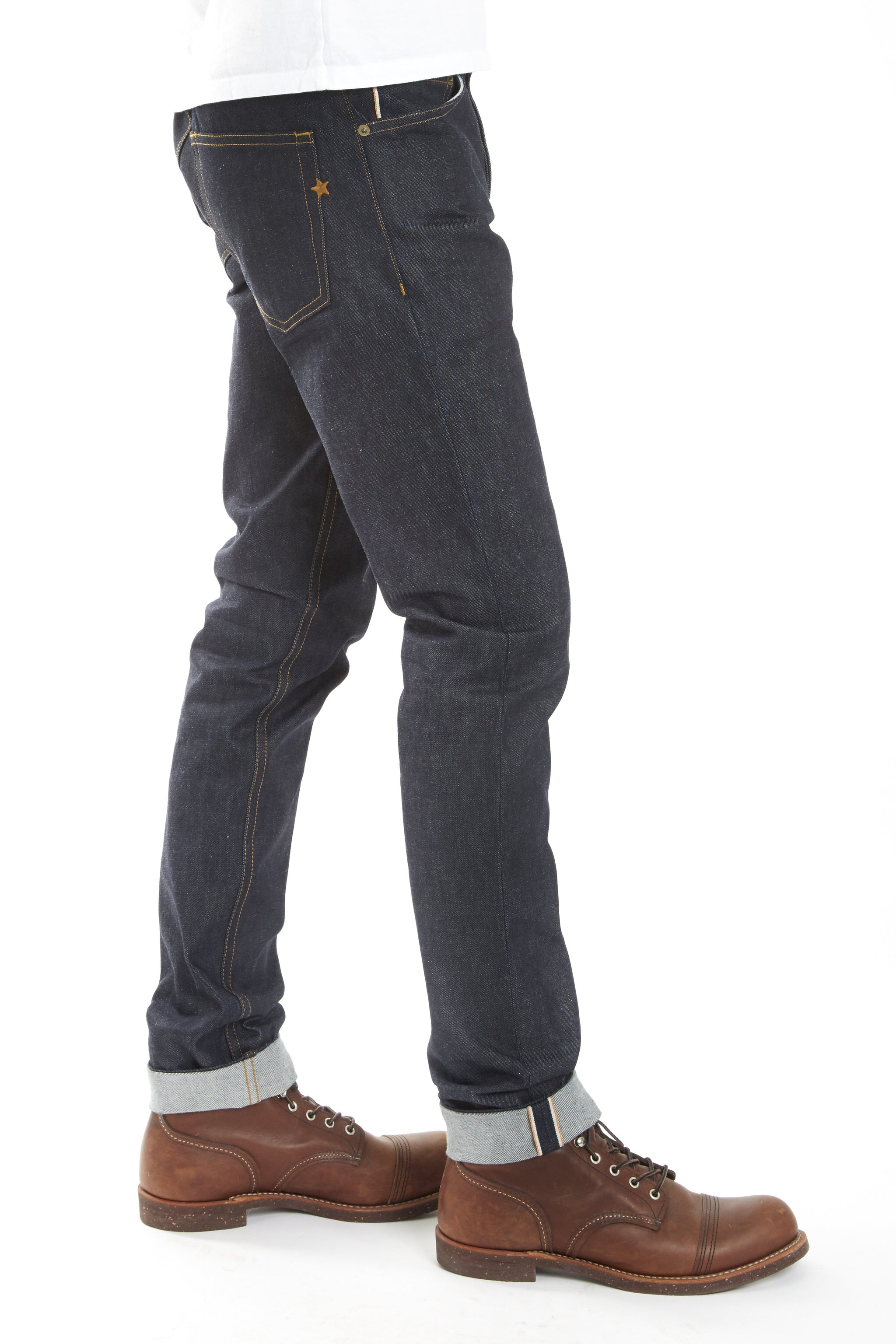 The Regular Taper 21.5oz Heavyweight Selvage Denim