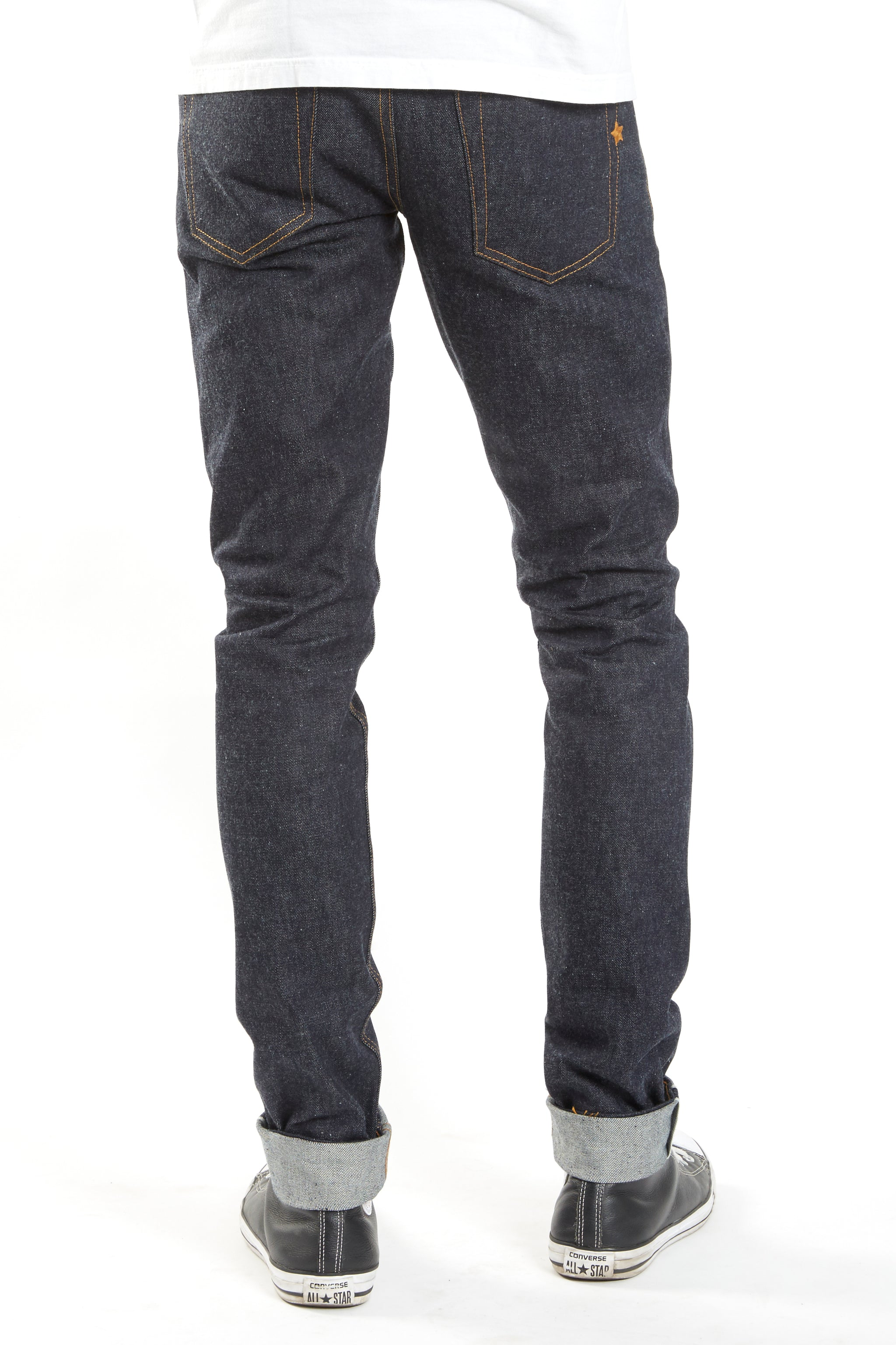 The Regular Taper 12oz 'Woodsman' Cone Mills Selvage Denim