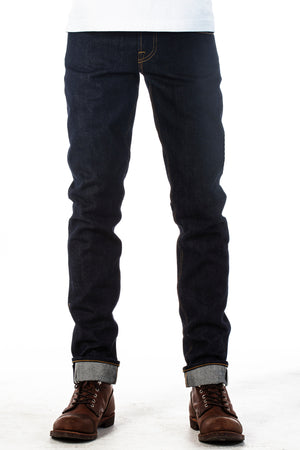 The Slim Straight 25oz 'Sumo' Japan Selvage