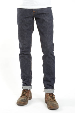 The Slim Taper 2.0 13.5oz Cone Mills 'Blue Collar' Selvage