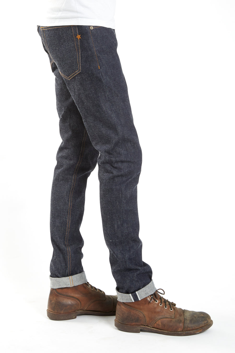 The Slim Taper 18oz 'Slubverter II' Heavyweight Selvage