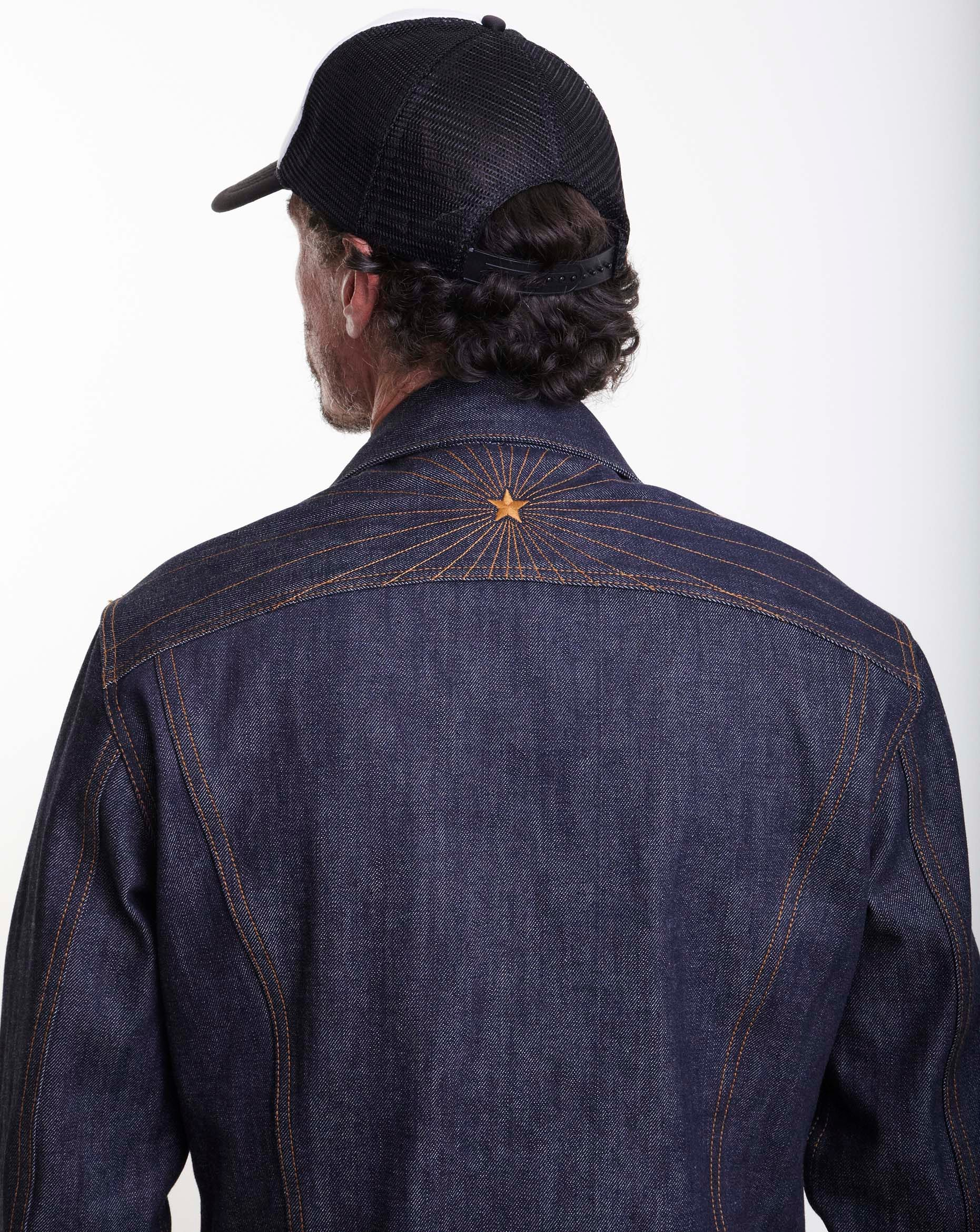The Steadfast 'SuperNova' Ltd. Edition Selvage Denim Jacket Pre Order