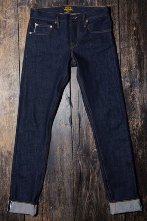 The Slim Taper 17oz 'Slubsessive' Japan Selvage