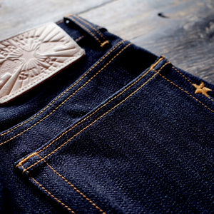 The Slim Straight 19oz 'Slubverter' Heavyweight Selvage