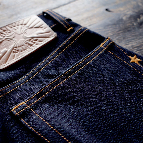 The True Straight 18oz 'Slubverter II' Heavyweight Selvage Pre Order