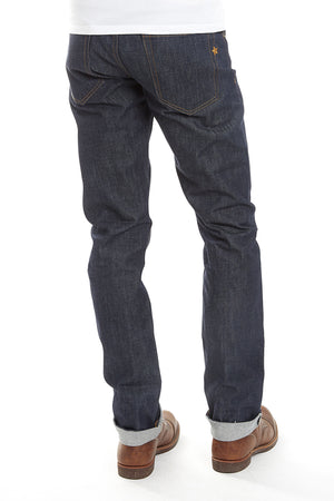 The True Straight 12.5oz Cone Mills 'Summer' Selvage