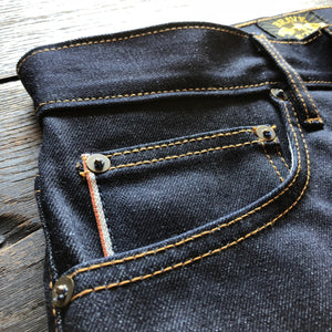 The Slim Taper 2.0 13.5oz Cone Mills 'Dual iD' Selvage
