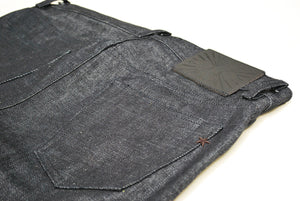 The Slim Straight 14oz ' Kuro' Japan Selvage