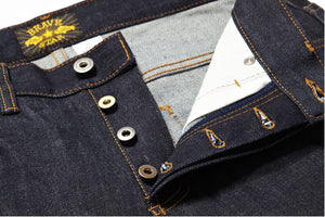 The Slim Straight 16.5oz Cone Mills Selvage Pre Order