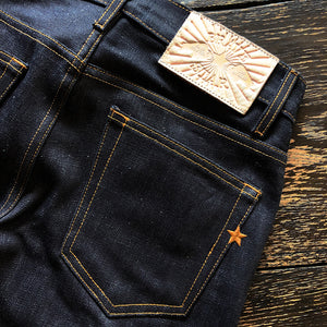 The True Straight 19oz 'Colossus Vol 1' Japan Selvage