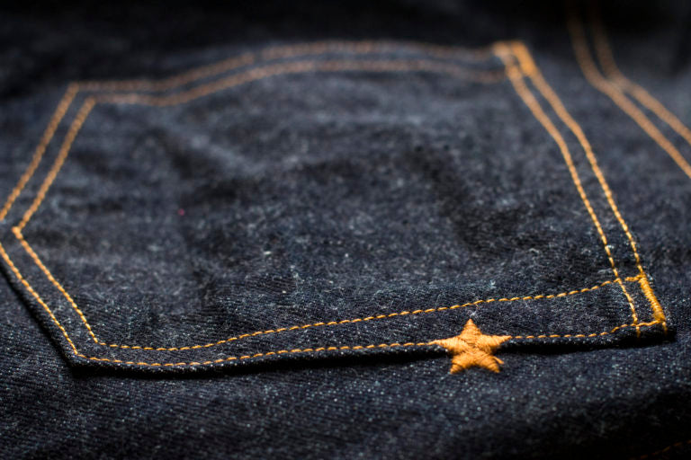 The Slim Taper 2.0 13.5oz Cone Mills 'Heartland' Selvage