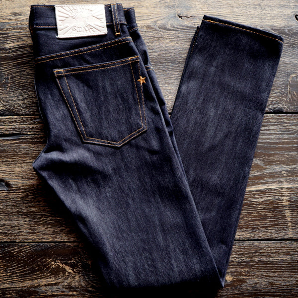 The True Straight 18oz 'Slubverter II' Heavyweight Selvage