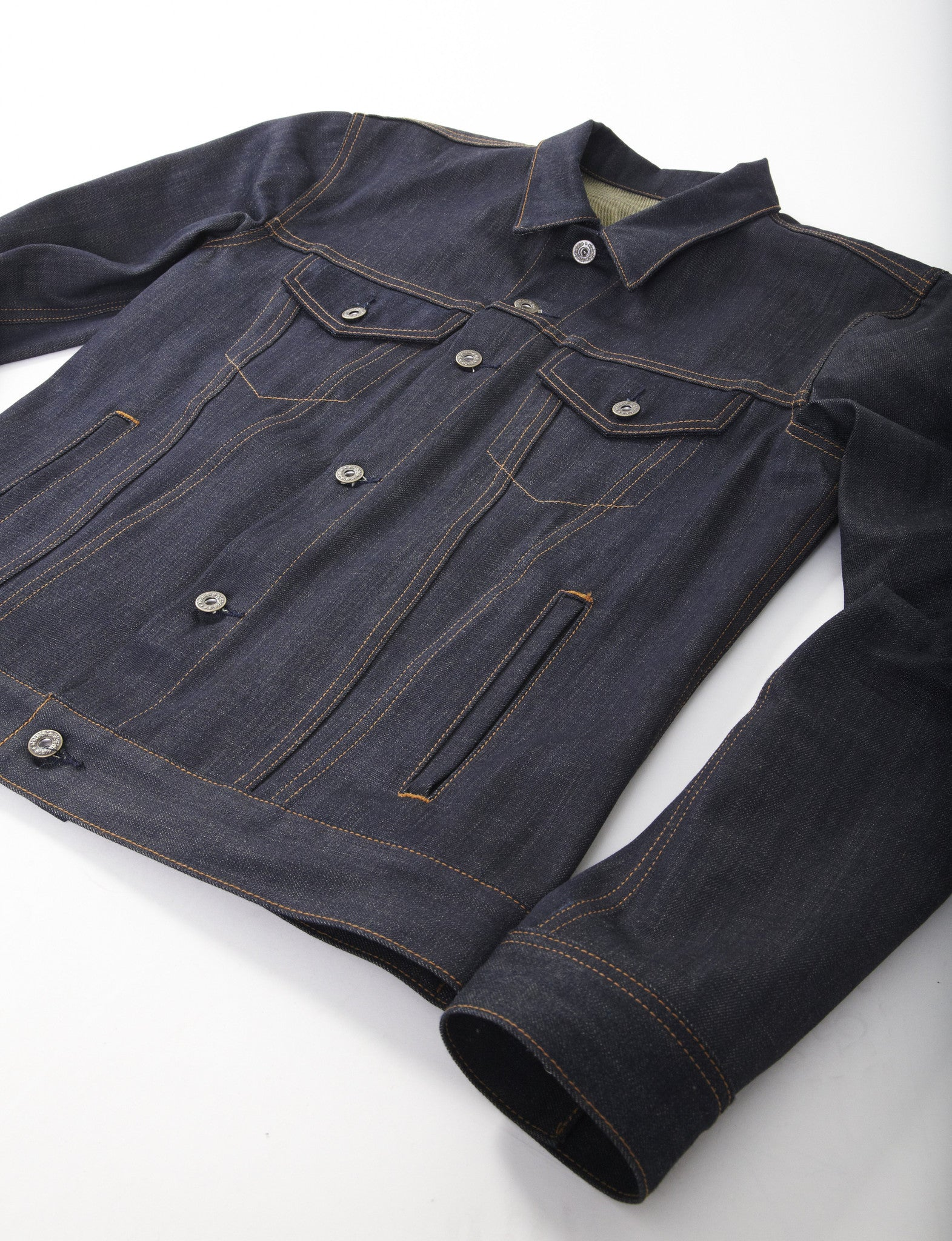 The Ironside 15oz 'American Heritage' Cone Mills Selvage Denim Jacket