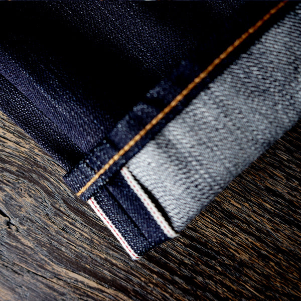 The Slim Straight 18oz 'Slubverter II' Heavyweight Selvage Pre Order